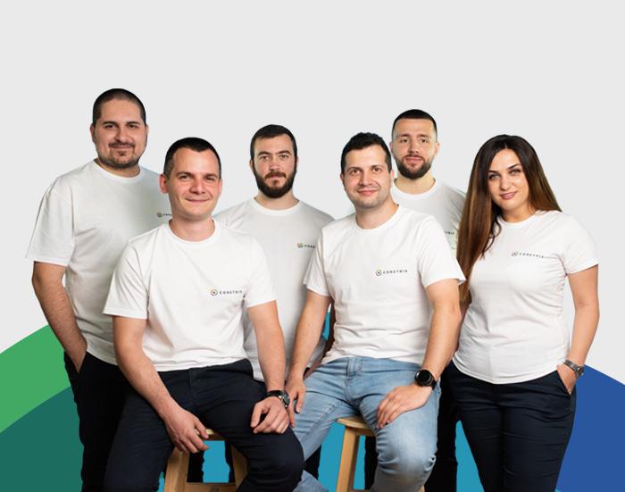 Coretrix Team Photo